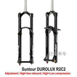 Chine fourchette 2016 de la fourchette am/enduro d'air de suspension de vélo de montagne de voyage du suntour DUROLUX R2C2 180mm distributeur